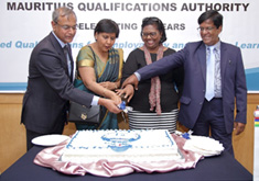 15th anniversary of the Mauritius Qualifications Authority (MQA)