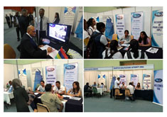 Participation of MQA and TEC in the Mauritius International University and Career Expo