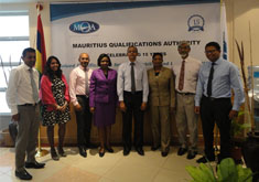 Visit of Barbados Accreditation Council (BAC)